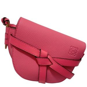 Loewe Mini Gate Pink